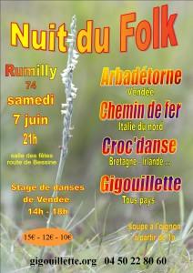 affiche flyer NdF CM