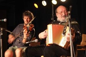 Jean-Marc Jacquier et Rémi Boniface